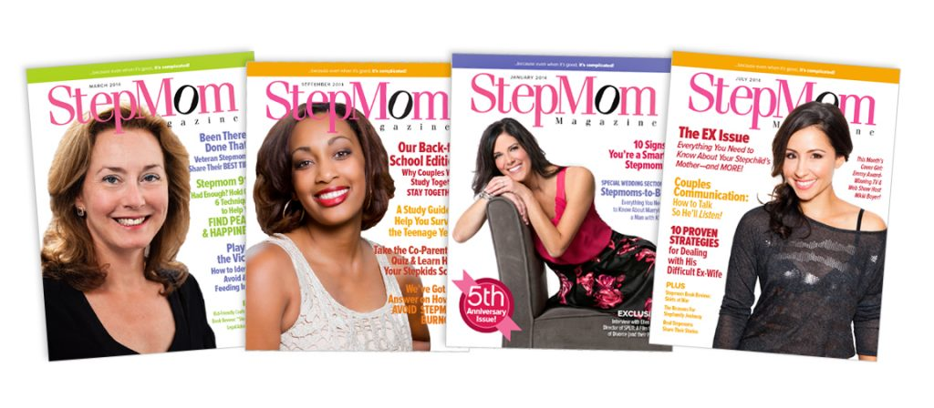 stepmom articles
