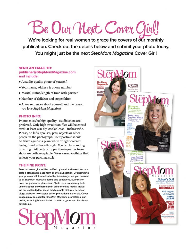 Cover.Girl.StepMom.Mag.