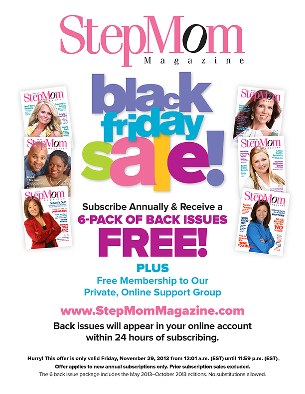 Black.Friday.StepMom.Mag.2013