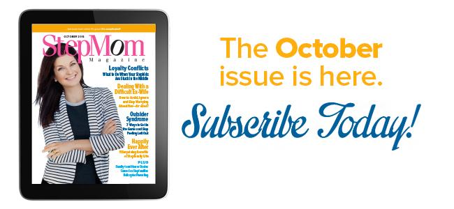 October 2015 Issue Stepmom