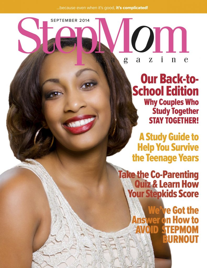 StepMom Cover Sept 2014