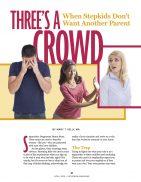 Stepchildren Threes A Crowd