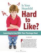 Stepchildren Hard to Like