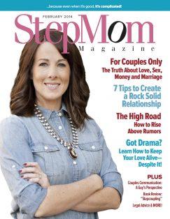 StepMom Cover Girl