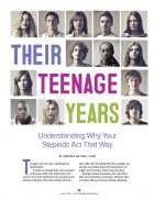 Stepchildren Teen Years