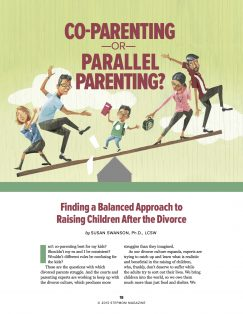 Co-Parenting StepMom Magazine