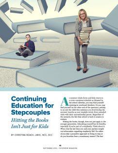 Stepfamily Statistics StepMom Magazine