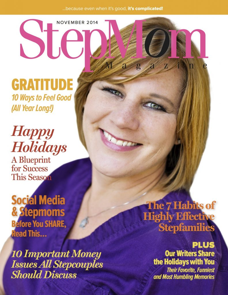 Stepmom November 2014 Issue