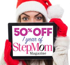 Stepmom Black Friday Sale