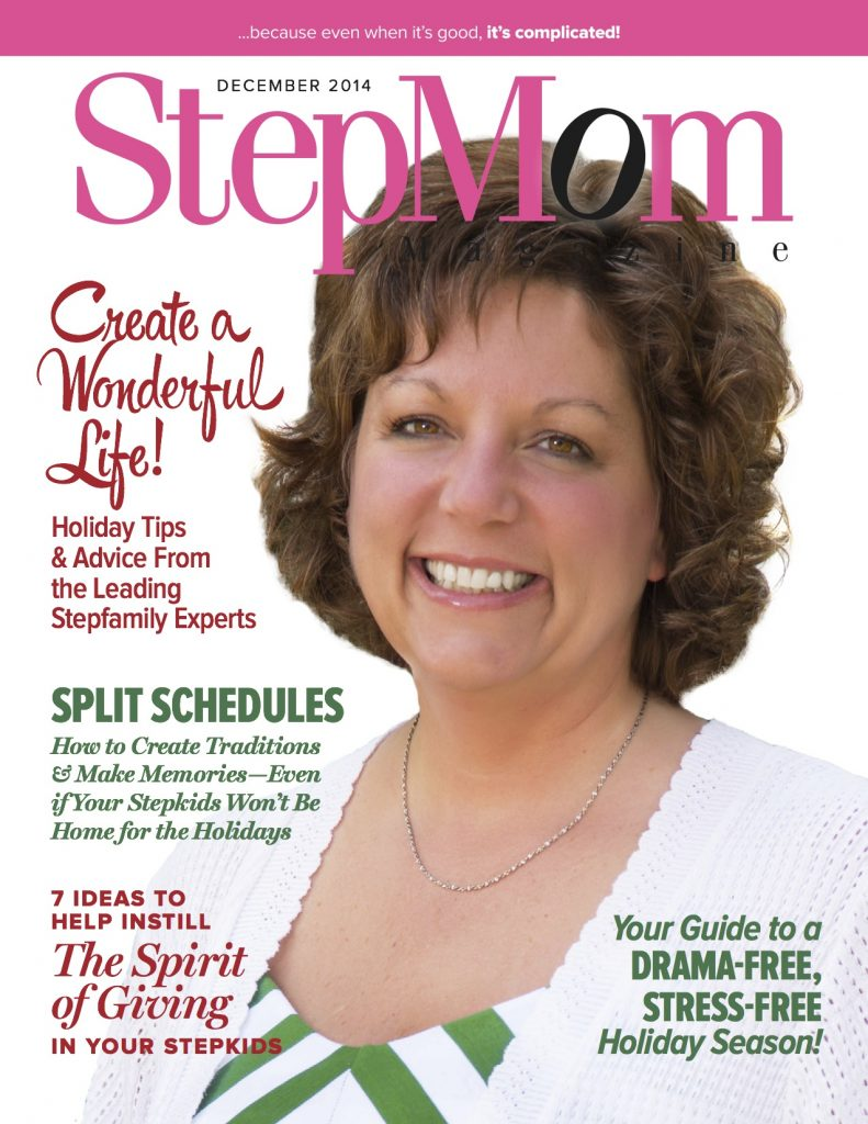 StepMom Magazine December