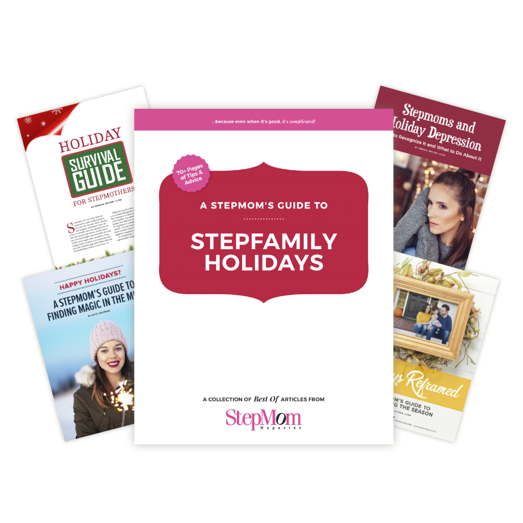 Stepmom Holiday Guide