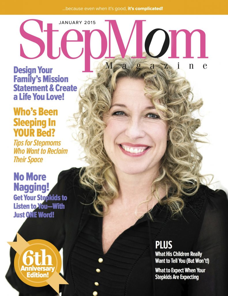 Stepmom Magazine January 2015