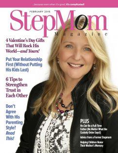 Stepmom Magazine February 2015