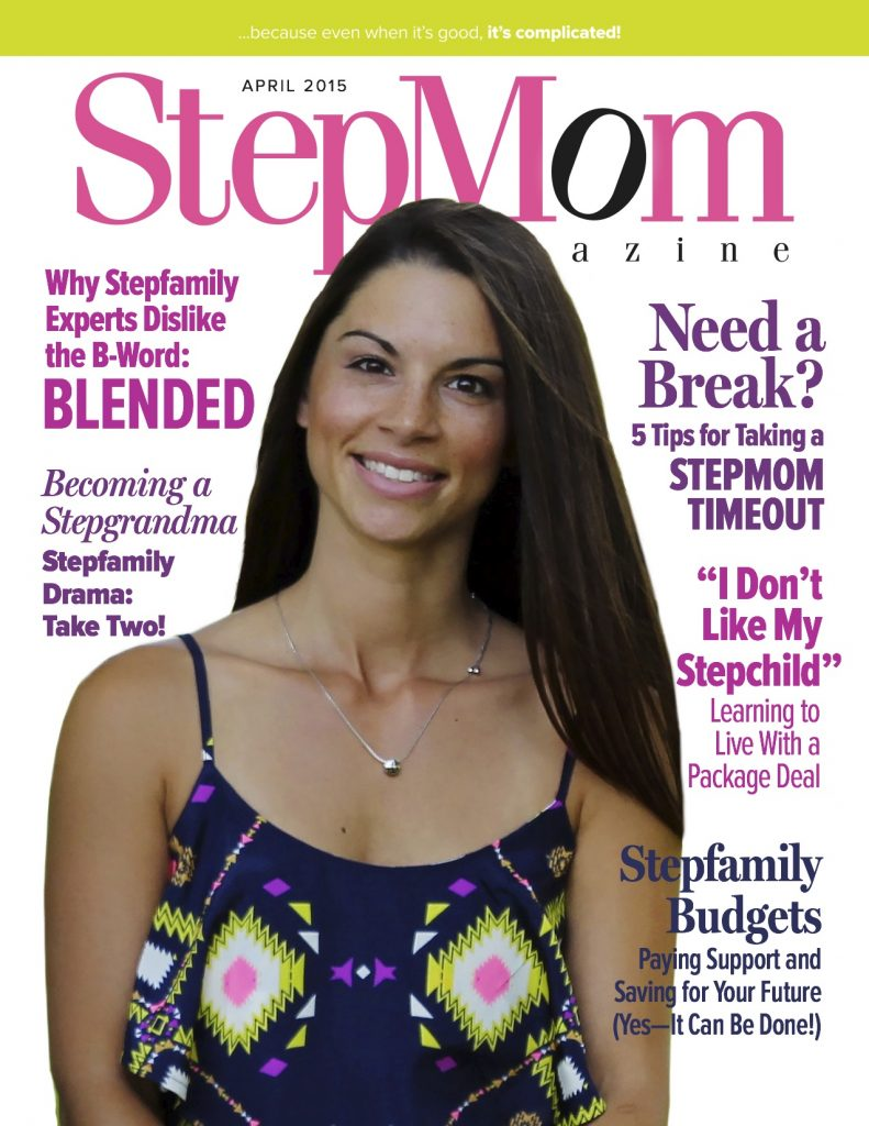 Stepmom April Cover 2015
