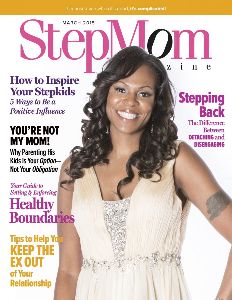 Stepmom Magazine March 2015