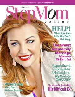 Stepmom Magazine May 2015