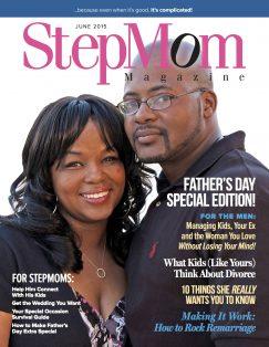 June 2015 StepMom Magazine