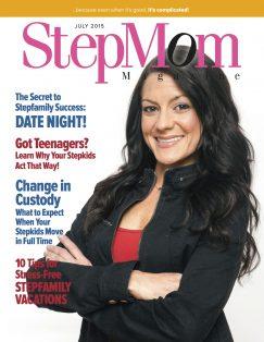 StepMom Magazine July 2015