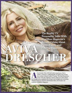 Aviva Drescher StepMom Magazine