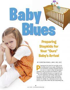 Ours Baby StepMom Magazine