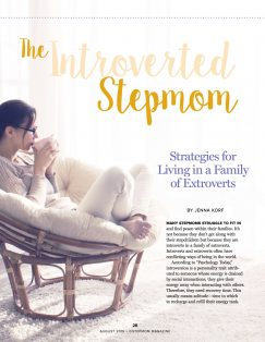 Introverted Stepmom Magazine