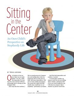 Ours Child StepMom Magazine