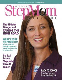 StepMom Magazine September 2015