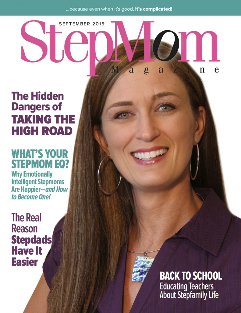 StepMom Magazine September 2015