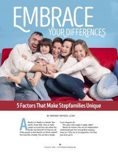 Stepfamilies Are Unique