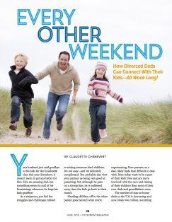 Every Other Weekend StepMom Magazine