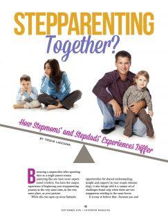 Stepparenting Together