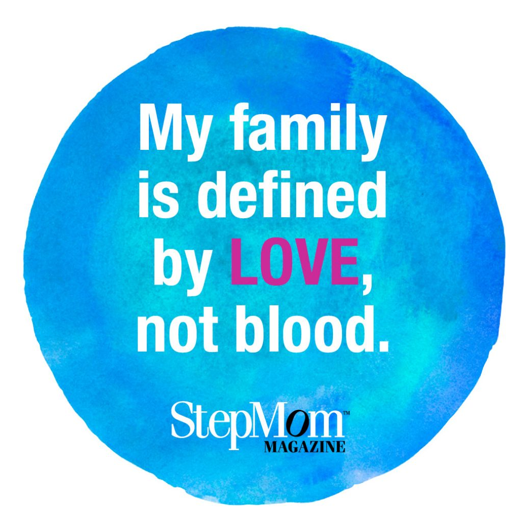 Love Defines Family