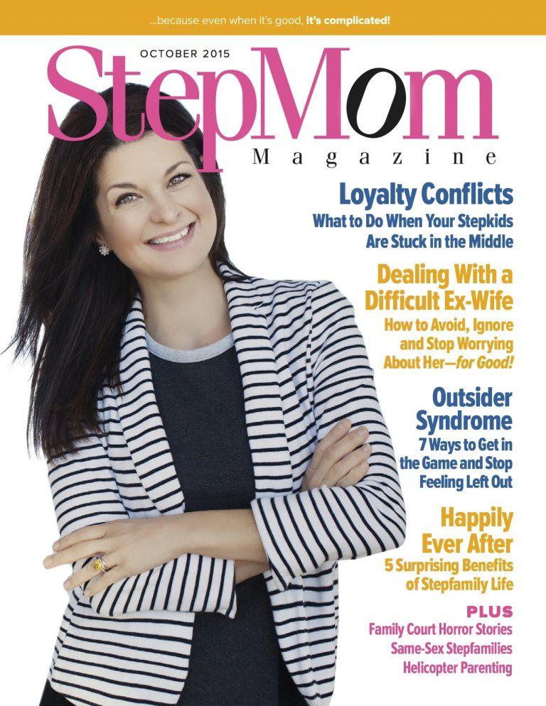 StepMom Magazine October 2015