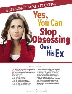 Ex-wife StepMom Magazine