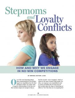 Stepmom Loyalty Conflicts