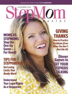 StepMom Magazine November 2015