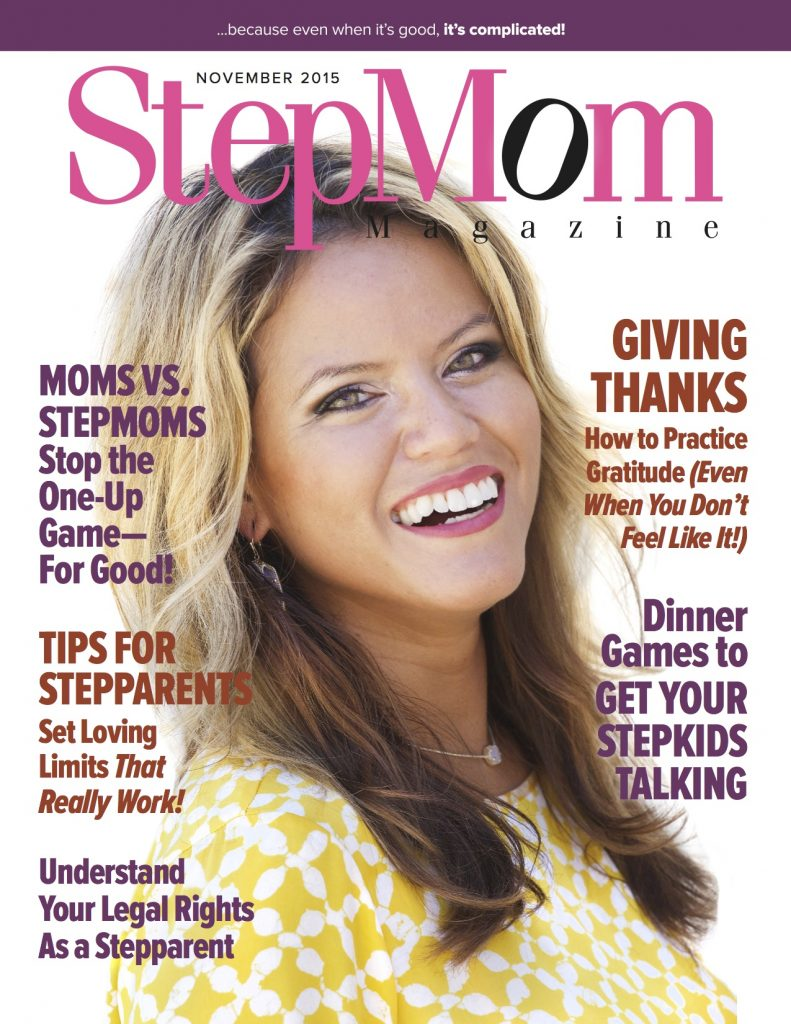StepMom Magazine November 2015