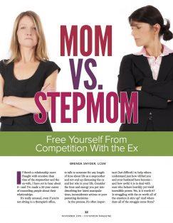 Mom vs Stepmom