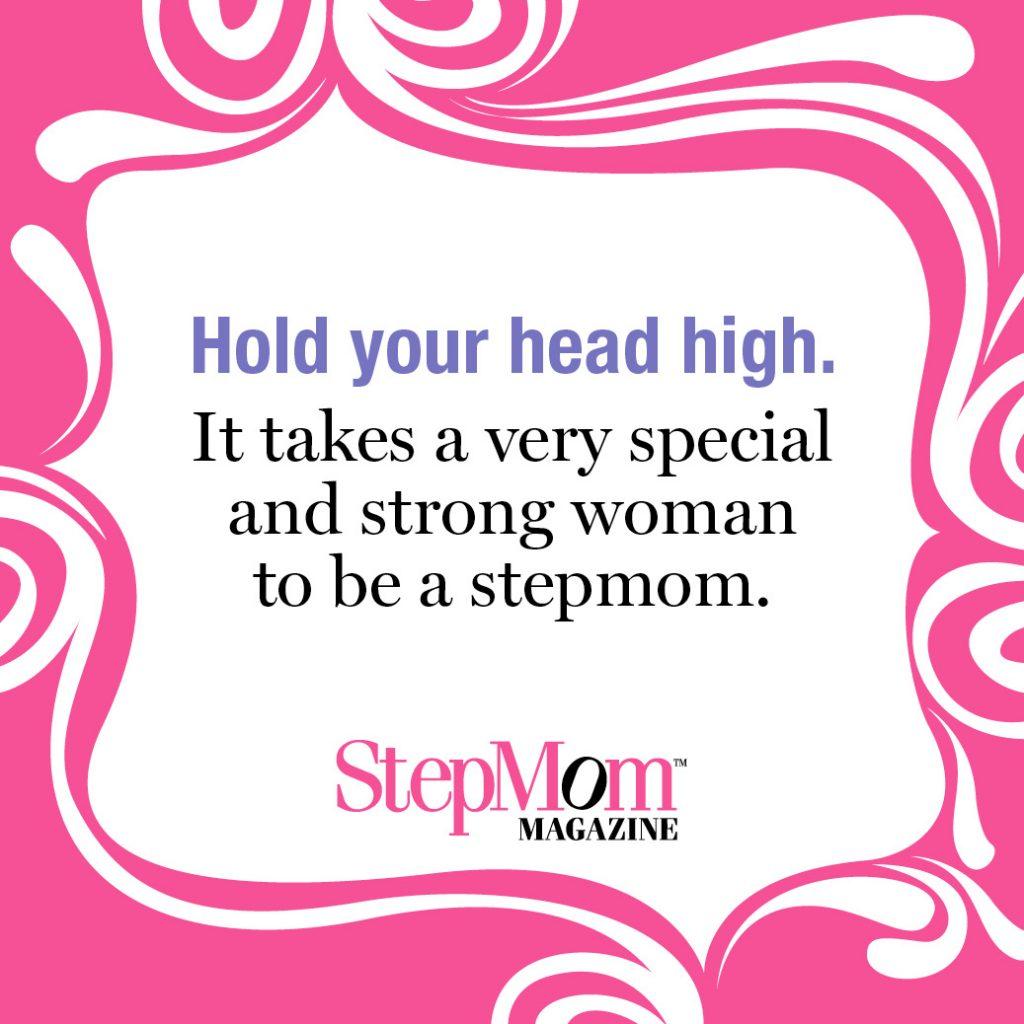Strrong Stepmom