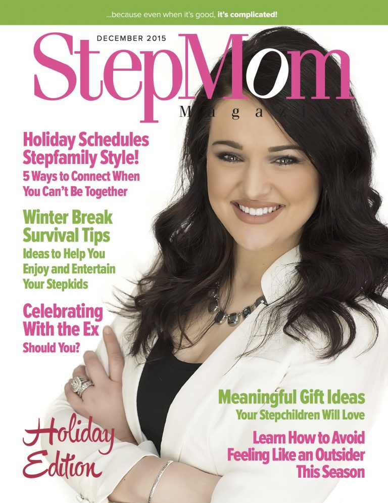 Stepmom Magazine December 2015