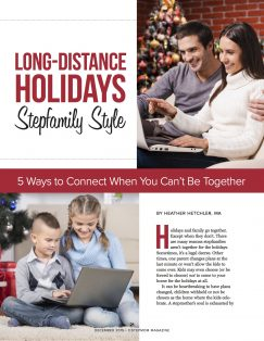 Long Distance Stepfamily