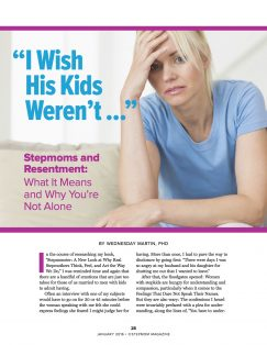 Stepmom Resentment
