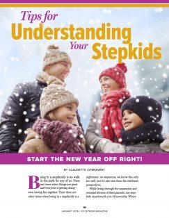 understanding your stepkids