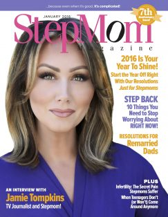 StepMom Magazine January 2016