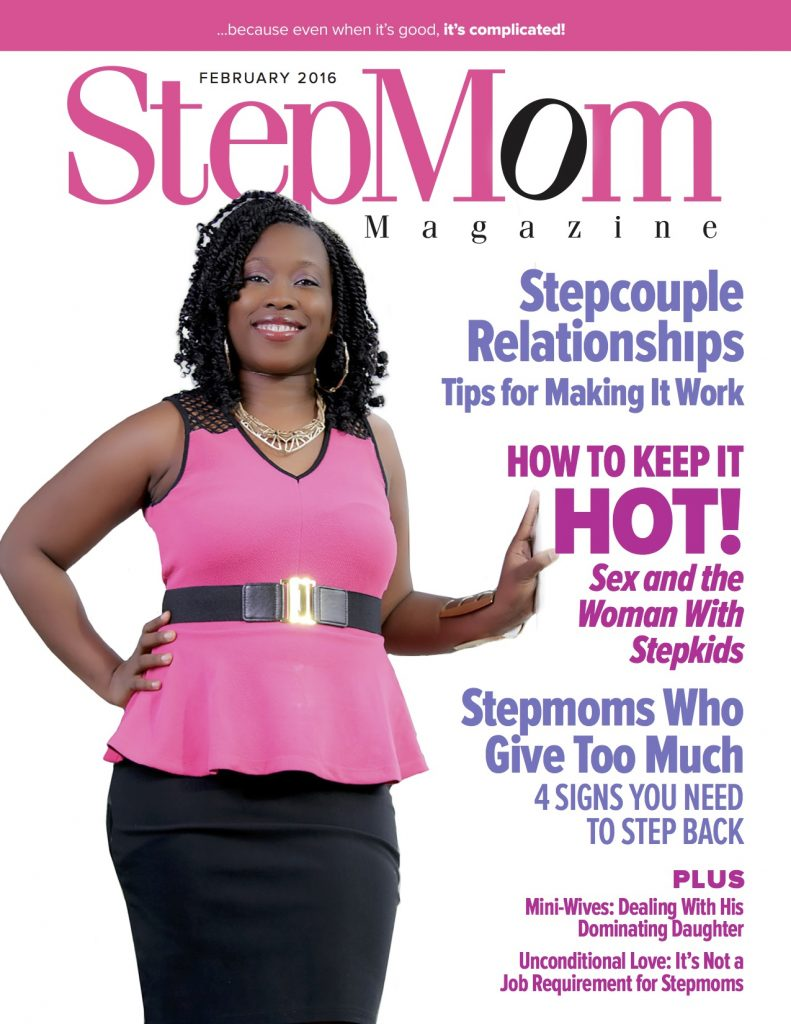 Stepmom Magazine February 2016