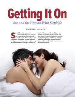 Stepcouple Sex