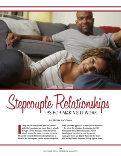 Stepcouple Relationships