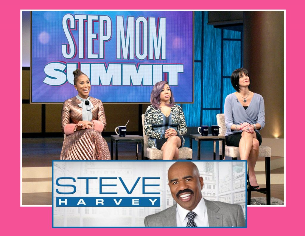 Steve Harvey Stepmom Summit