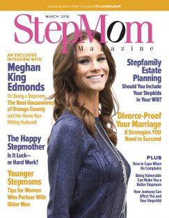 StepMom Magazine March 2016