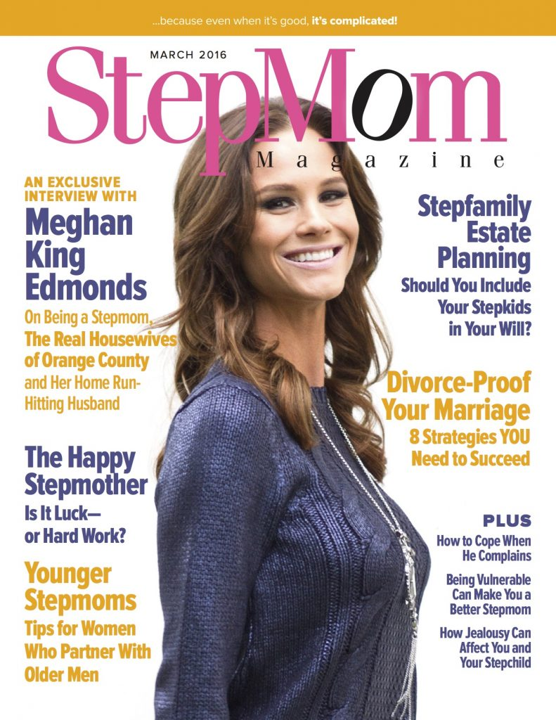 StepMom Magazine March 2016